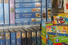 Boxed Games & Puzzles
