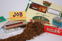 Hand Rolling Tobacco
